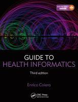Guide to Health Informatics PDF