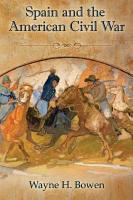 Spain and the American Civil War PDF