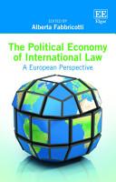 The Political Economy of International Law PDF