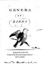 Genera of Birds