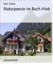 Naturpoesie im Buch Hiob