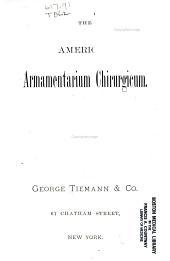 The American Armamentarium Chirurgicum