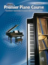 Premier Piano Course: Lesson Book 5