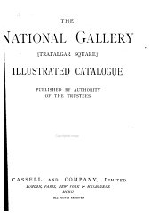 The National gallery illustrated catalogue