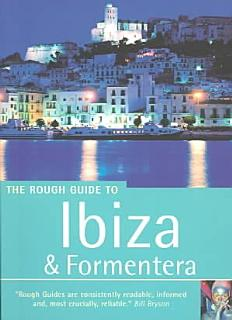 The Rough Guide to Ibiza and Formentera Book