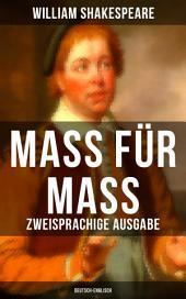 Mass für Mass (Zweisprachige Ausgabe: Deutsch-Englisch)