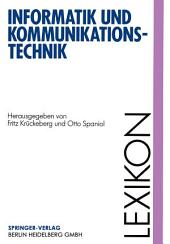 Lexikon Informatik und Kommunikationstechnik