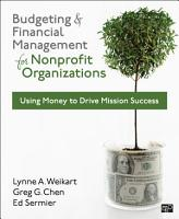 Budgeting and Financial Management for Nonprofit Organizations PDF