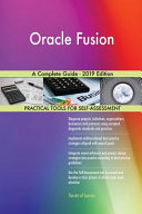 Oracle Fusion a Complete Guide   2019 Edition PDF