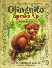 Olinguito Speaks Up
