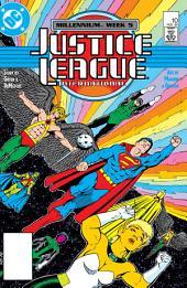 Justice League International (1987-) #10