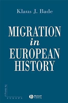 Migration in European History PDF