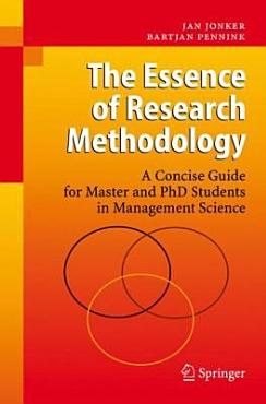 The Essence of Research Methodology PDF