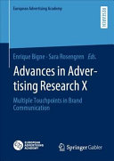 Advances in Advertising Research X PDF