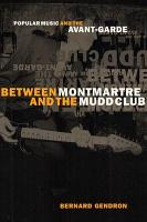 Between Montmartre and the Mudd Club PDF