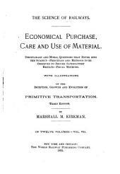 The Science of Railways: Volume 7