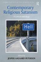 Contemporary Religious Satanism PDF