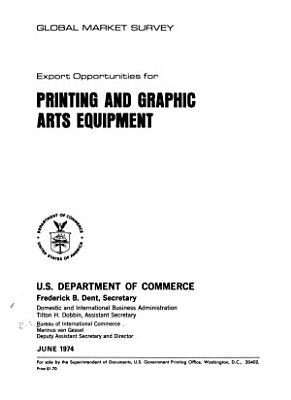 Export Opportunities for Printing and Graphic Arts Equipment PDF
