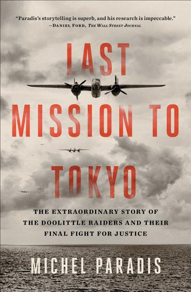 Download Last Mission to Tokyo Book