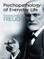 Psychopathology of Everyday Life PDF