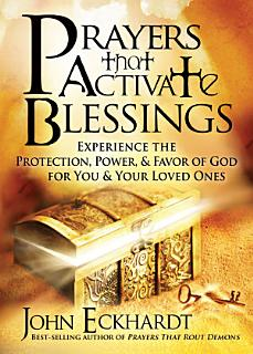 Prayers that Activate Blessings Book