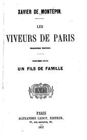 Les viveurs de Paris: Volume 3