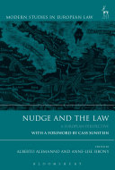 Nudge and the Law