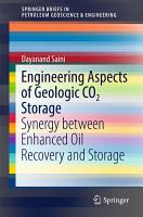 Engineering Aspects of Geologic CO2 Storage PDF
