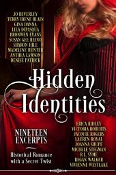 Hidden Identities: Historical Romance with a Secret Twist