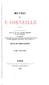 Œuvres de P. Corneille: Le Cid. Horace. Cinna. Polyeucte, martyr