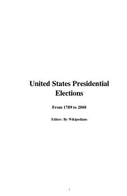 United States Presidential Elections