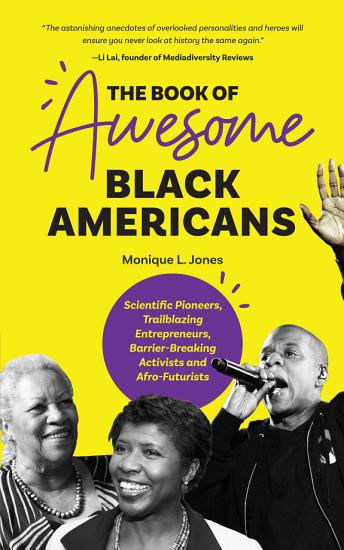 The Book of Awesome Black Americans PDF