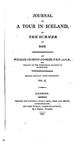 Journal of a Tour in Iceland in the Summer of 1809: Volume 2