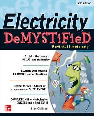 Electricity Demystified  2E PDF