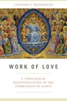 Work of Love PDF