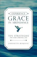 Experience Grace in Abundance PDF