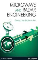 Microwave and Radar Engineering PDF