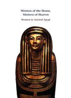 Mistress of the House  Mistress of Heaven PDF