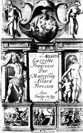 La Gazzette Francoise Par Marcellin Allard Foresien