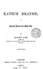 Kathie Brande, by Holme Lee