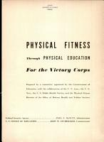 Physical Fitness Through Physical Education for the Victory Corps PDF