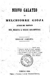 Nuovo galateo di Melchiorre Gioja