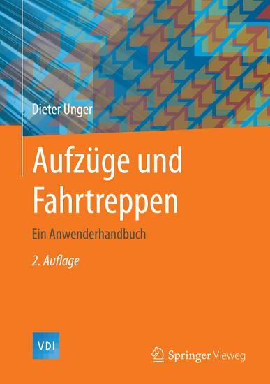 Aufz  ge und Fahrtreppen PDF
