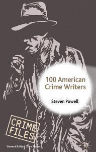 100 American Crime Writers PDF