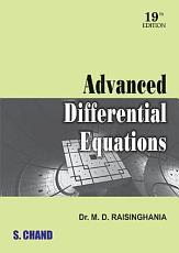 Advanced Differential Equations  19e PDF