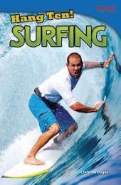 Hang Ten! Surfing