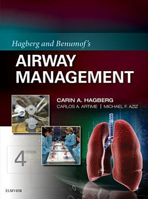 Hagberg and Benumof's Airway Management E-Book