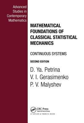 Mathematical Foundations of Classical Statistical Mechanics PDF