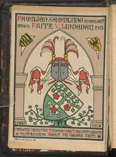 Arbor salutis anime Ex vernacula ligua [!] In latinum traducta foeliciter Incipit