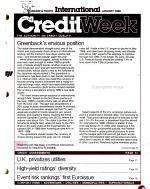 Standard   Poor s International Creditweek PDF